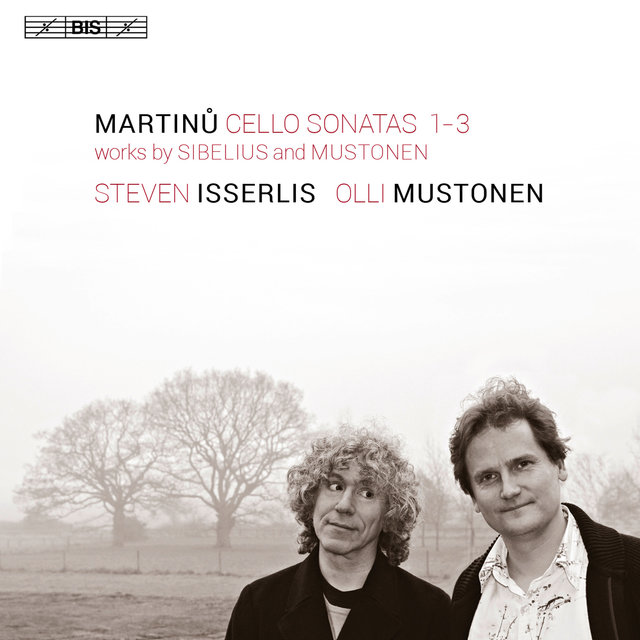 Martinů: Cello Sonatas Nos. 1-3