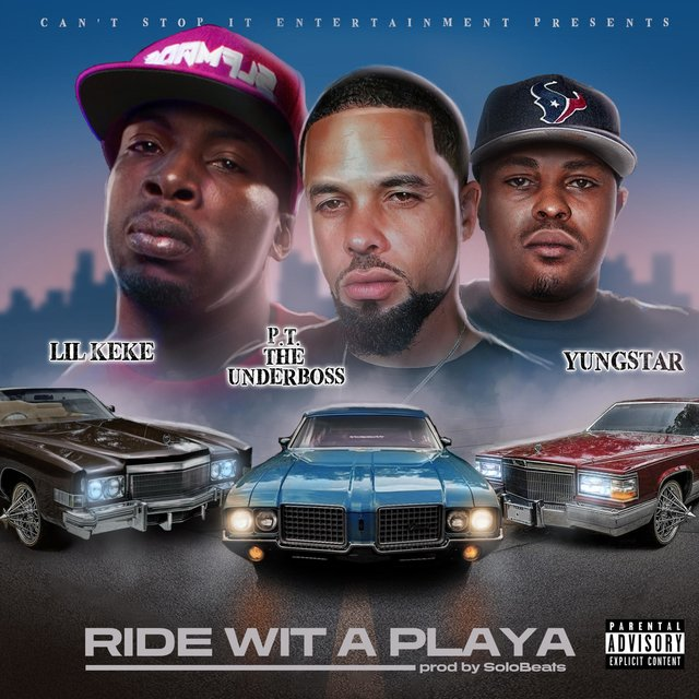 Ride Wit a Playa (feat. P.T. The UnderBoss & Yungstar)