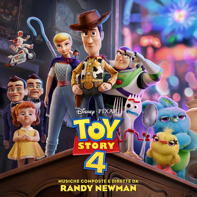 Toy Story 4 (Colonna Sonora Originale)