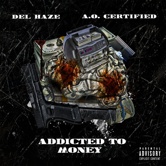 Cover art for album  by Del Haze, A.O. Certified