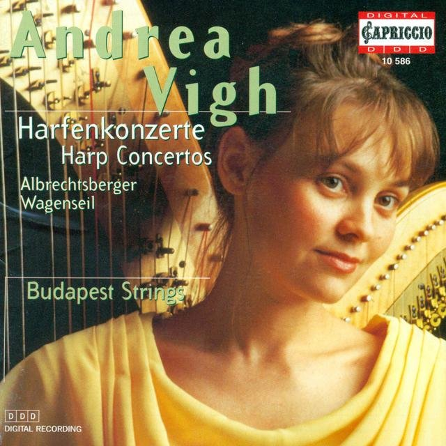 Albrechtsberger, J.G.: Harp Concerto in C Major / Partita in F Major / Wagenseil, G.C.: Harp Concerto in G Major