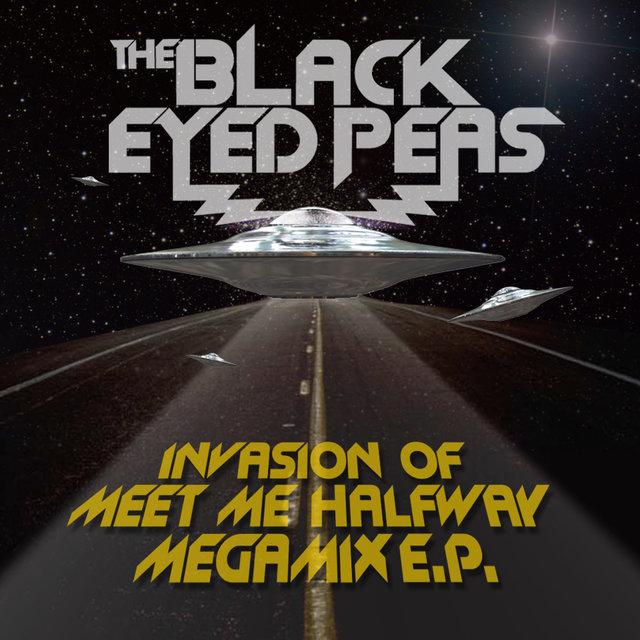 Invasion Of Meet Me Halfway - Megamix E.P. (International Version)