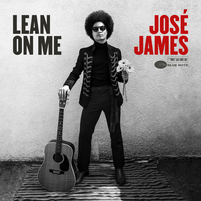 Cover art for album Lean On Me by José James