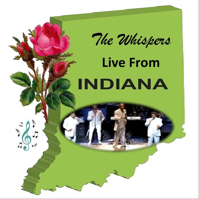 The Whispers Live from Indiana