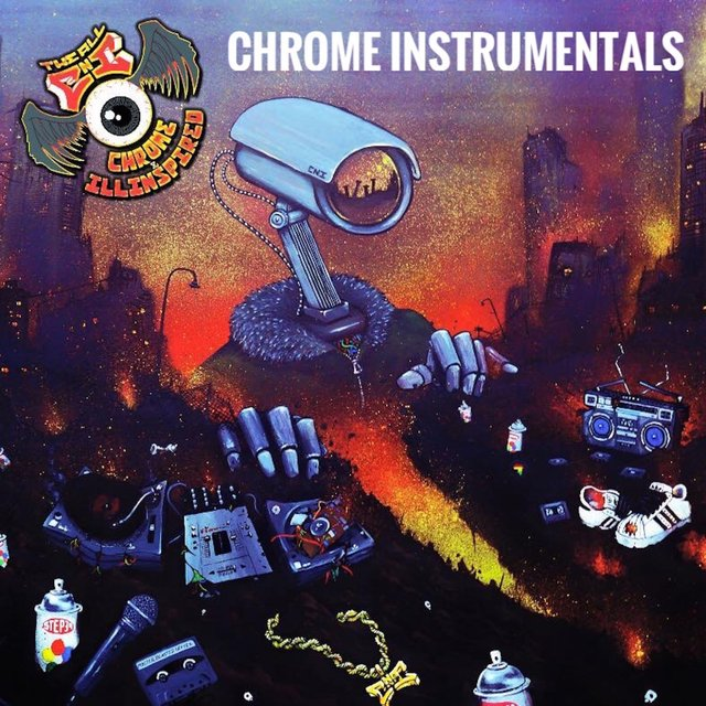 The All C N I Instrumentals