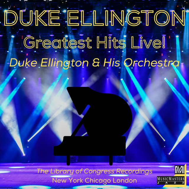 Greatest Hits Live! (The Library of Congress Recordings)