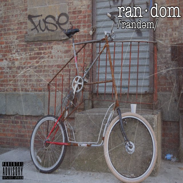 Cover art for album Random by Adrial McDonald