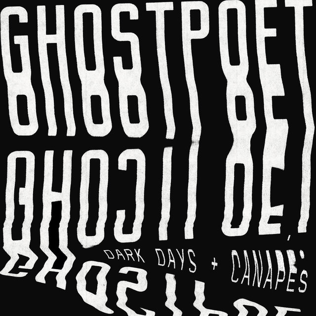 Cover art for album Dark Days + Canapés by Ghostpoet
