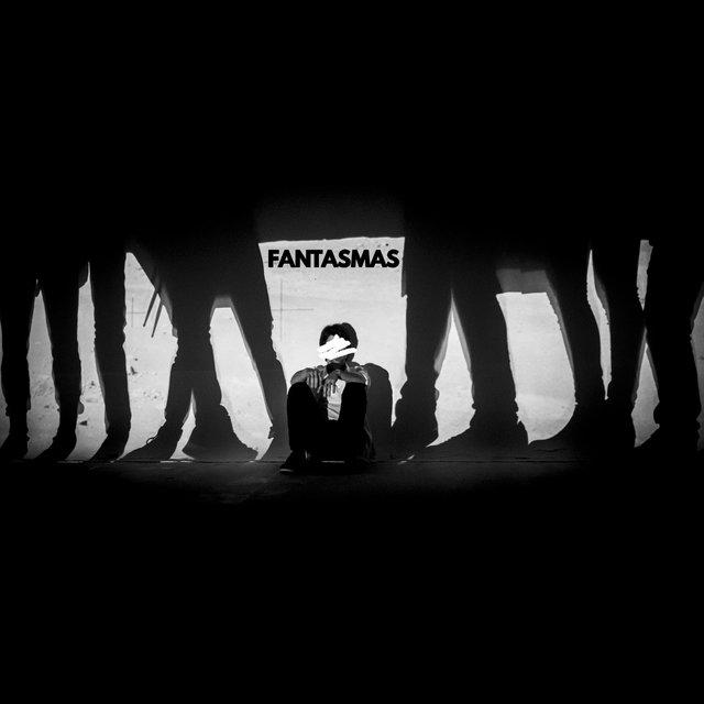 Cover art for album Fantasmas by Giorgio y Los Invisibles, Chaivers