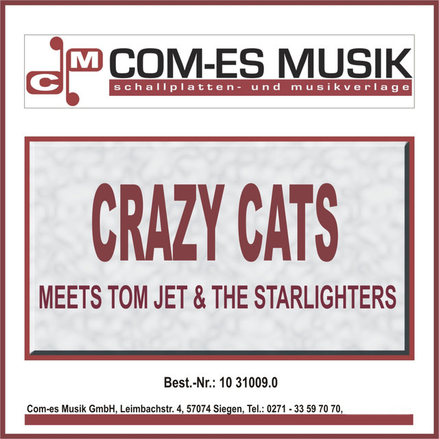 Crazy Cats meets Tom Jet & The Starlights