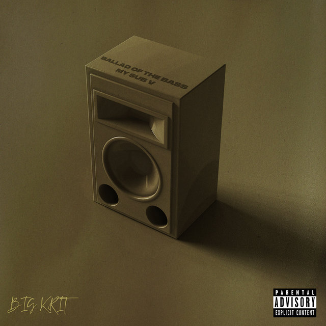 Cover art for album  by Big K.R.I.T.