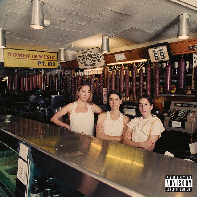 Cover art for album Women In Music Pt. III by HAIM