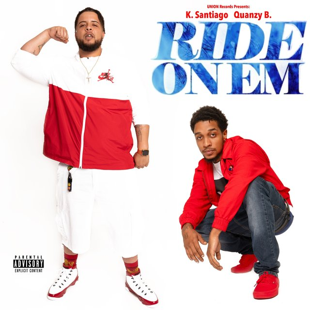 Ride On Em (feat. Quanzy B)