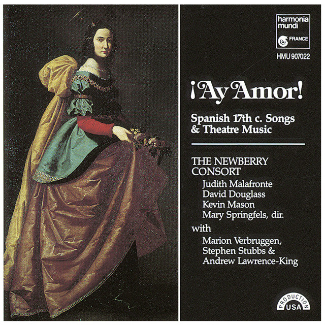 ¡Ay Amor! Spanish 17th Century Songs & Theatre Music