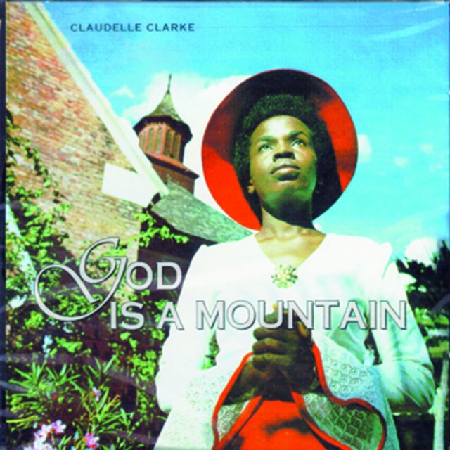 Cover art for album  by Claudelle Clarke