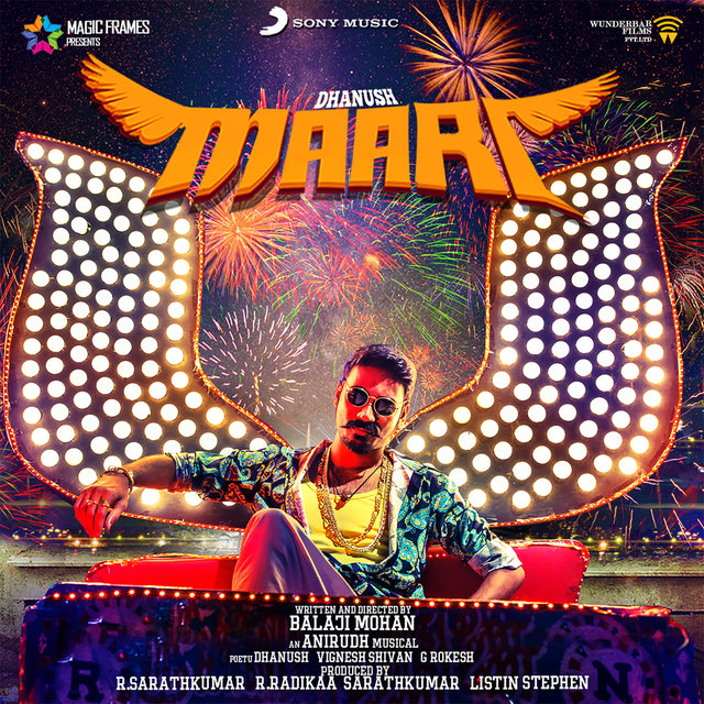 Maari (Original Motion Picture Soundtrack)