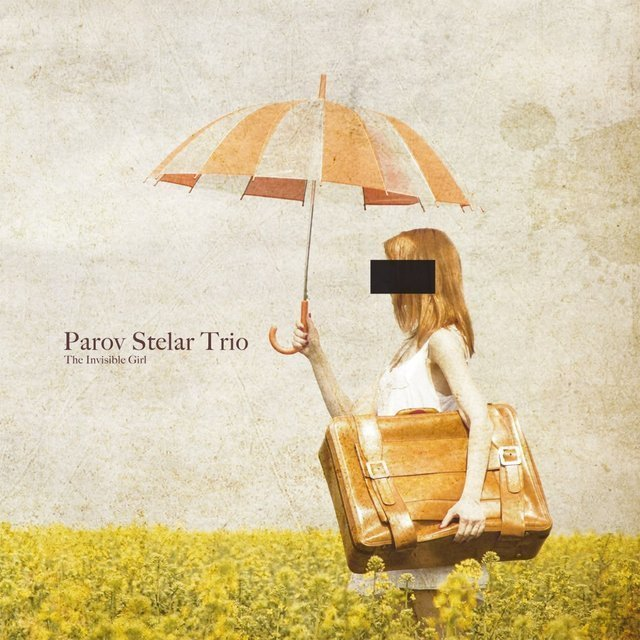 Cover art for album The Invisible Girl by Parov Stelar Trio