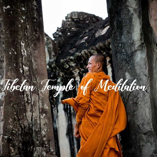 Tibetan Temple of Meditation - Mantra Therapy Music, Happy Heart, Deep Concentration, Spiritual Journey