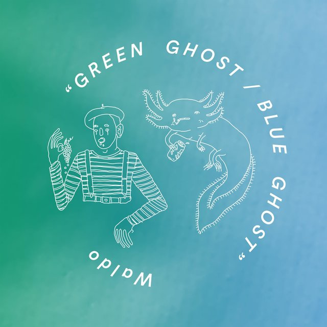 Green Ghost/Blue Ghost