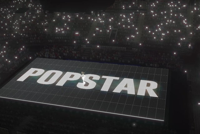 POPSTAR (Official Visualizer)