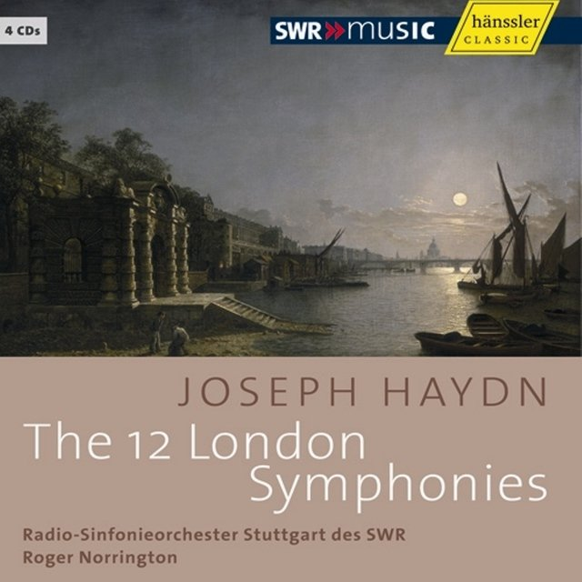 Haydn, J.: The 12 London Symphonies