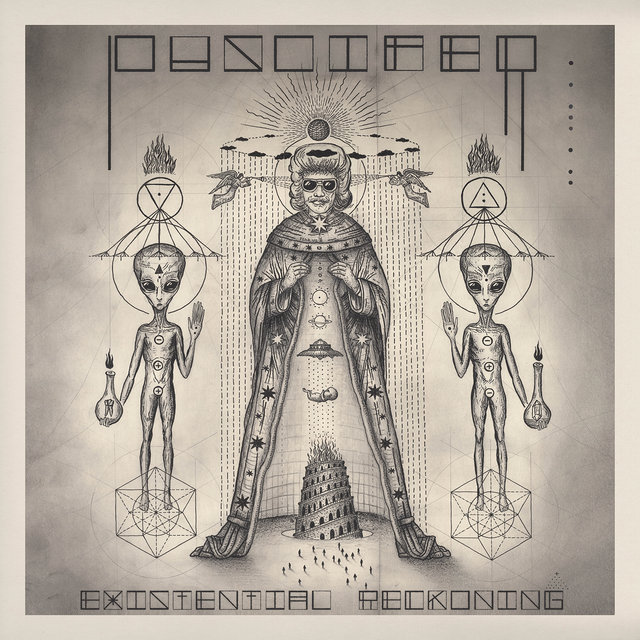 Cover art for album Existential Reckoning by Puscifer