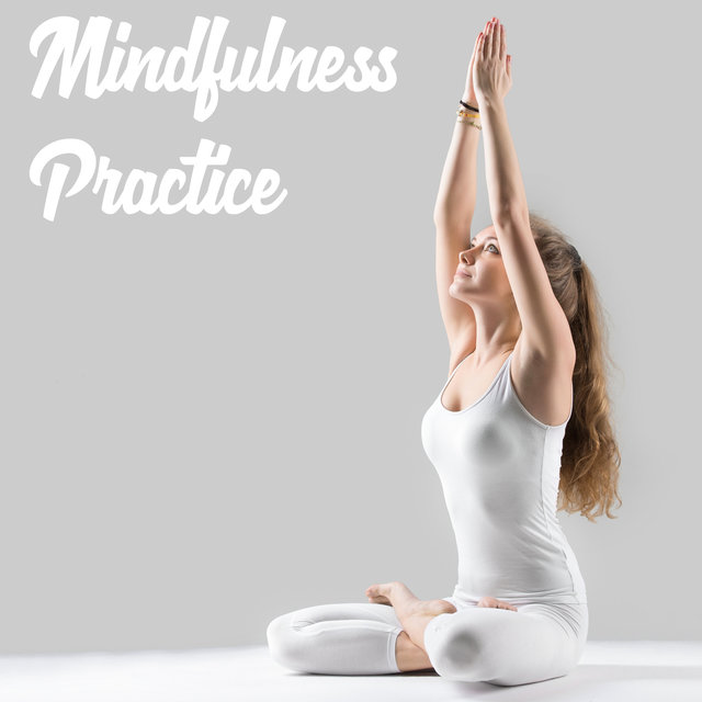 Mindfulness Practice – Cosmic New Age Set for Meditation and Yoga Training