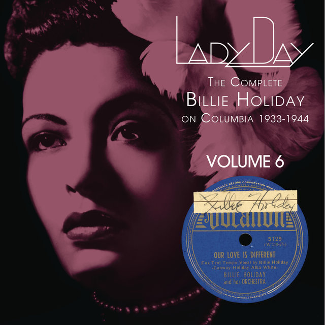 Lady Day: The Complete Billie Holiday On Columbia - Vol. 6