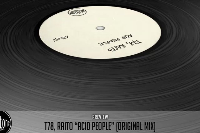 T78, Raito - Acid People (Original Mix) - Official Preview (Autektone Records)