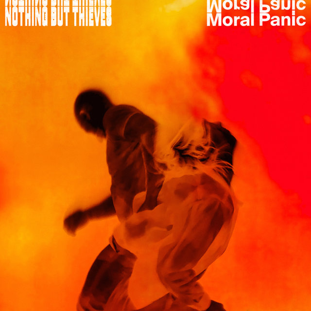 Cover art for album Moral Panic by Nothing But Thieves