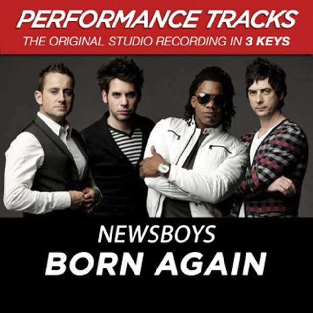 Born Again (Performance Tracks)
