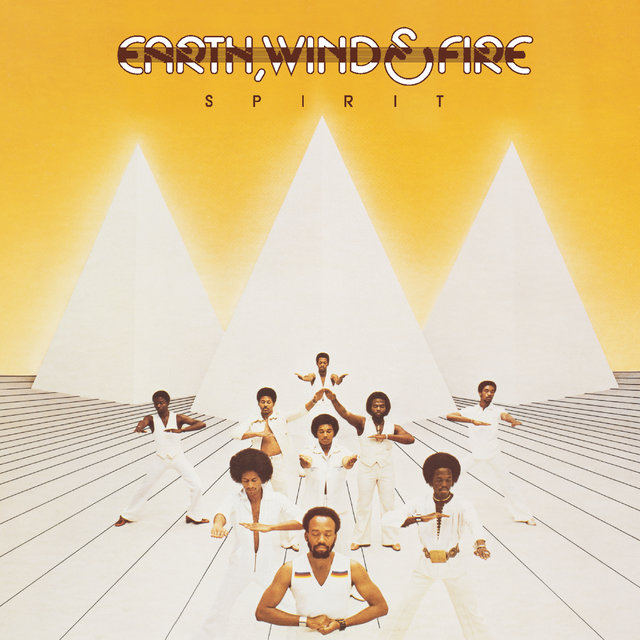 Cover art for album Spirit by Earth, Wind & Fire