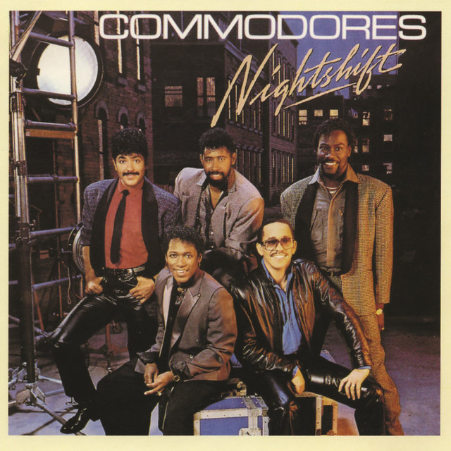 Cover art for album  by The Commodores
