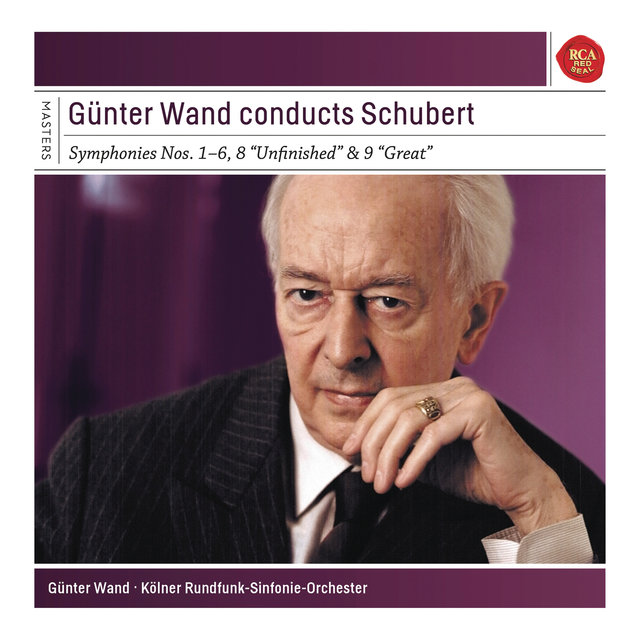 Günter Wand Conducts Schubert