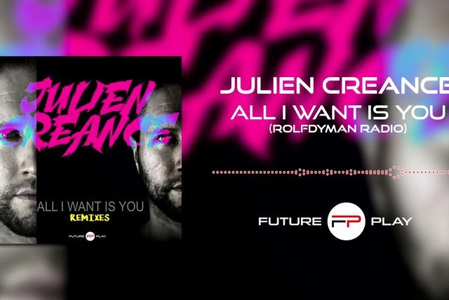 Julien Creance - All i Want Is You (Rolfdyman Radio)
