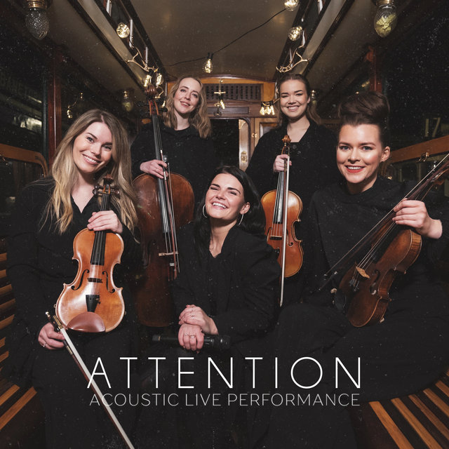 Attention (Acoustic Live Performance)