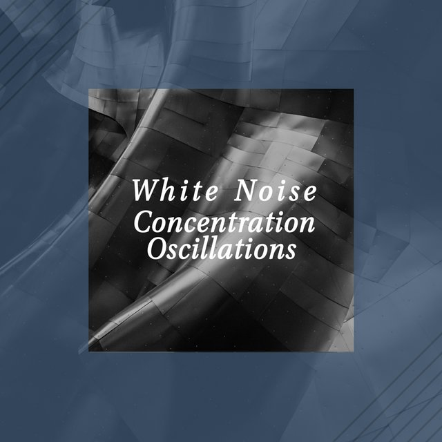 White Noise Concentration Oscillations