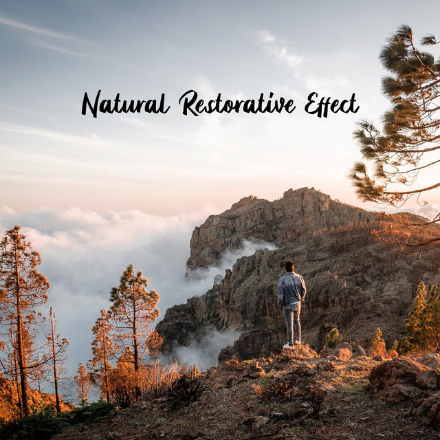 Natural Restorative Effect - Deep Relaxation, Positive Sounds for Mind and Body, Nature Sounds