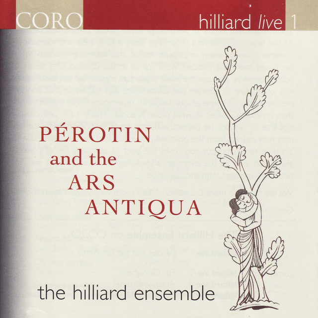 Perotin and the Ars Antiqua