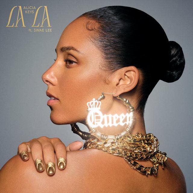 Cover art for album LALA (Unlocked) (feat. Swae Lee) by Alicia Keys, Swae Lee