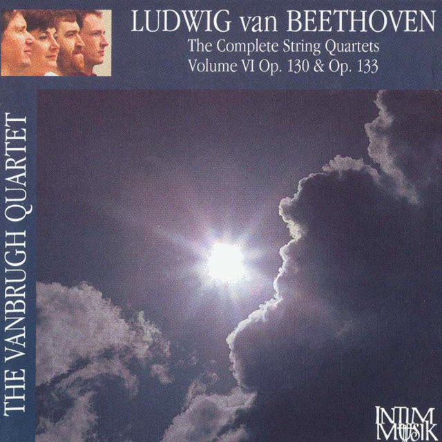 Beethoven: Complete String Quartets, Vol. 6