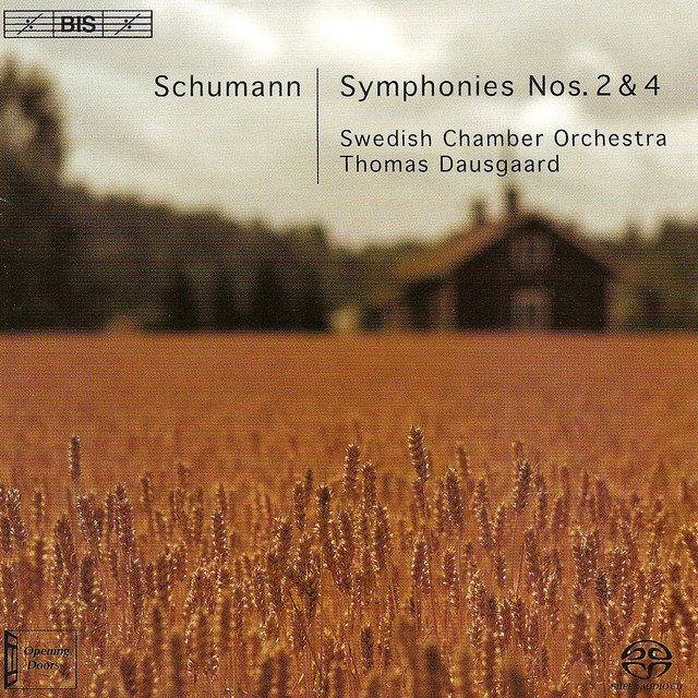 Schumann: Symphonies Nos. 2 & 4 (original version)