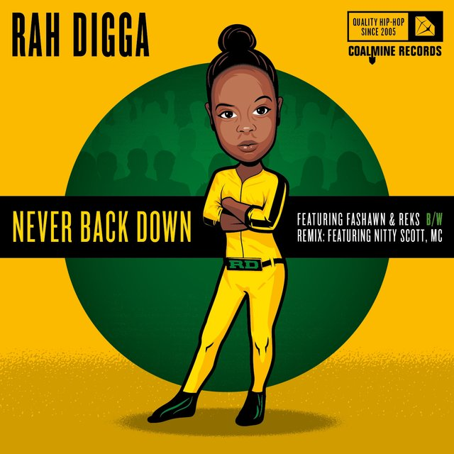 Never Back Down - EP