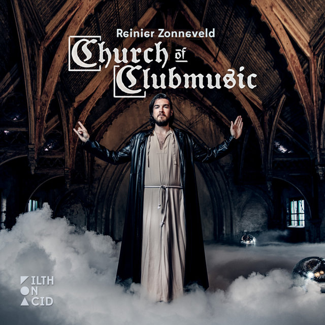 Cover art for album Church of Clubmusic by Reinier Zonneveld