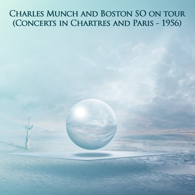 Charles Munch and Boston SO on tour