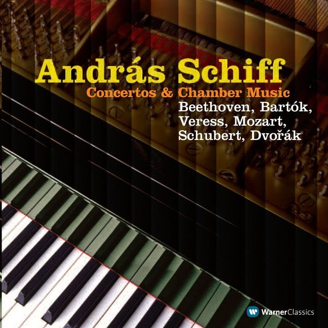 András Schiff  - Concertos & Chamber Music