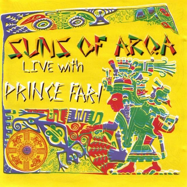 Live With Prince Far-I