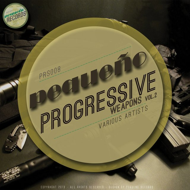 Progressive House Weapons (Volume 2)