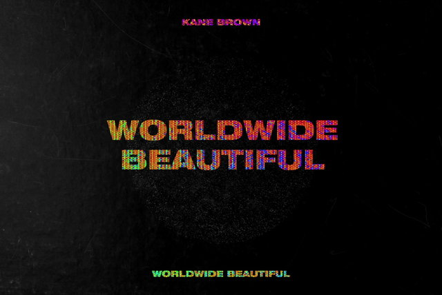 Worldwide Beautiful (Lyric Video)