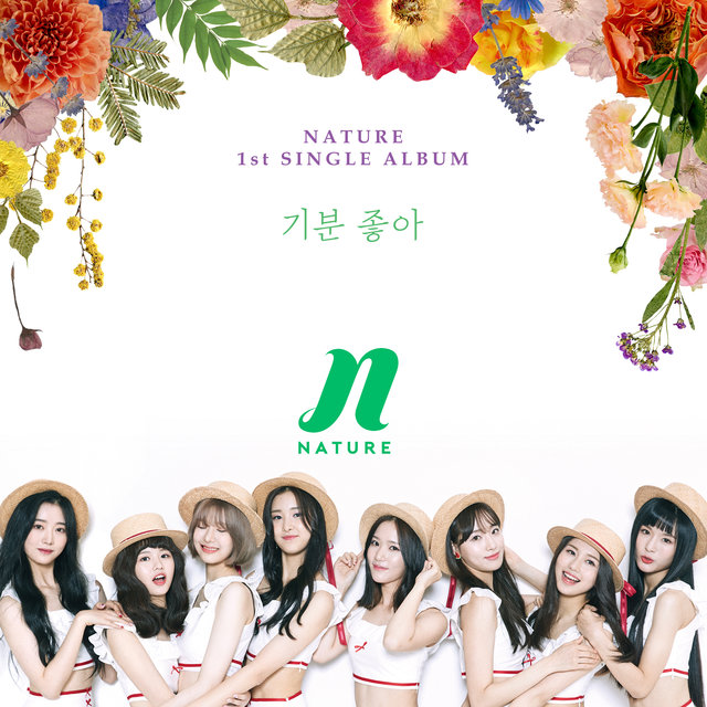 NATURE 1st SINGLE ALBUM
